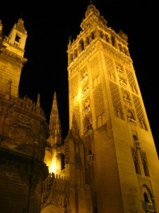 Cathedral's minaret
