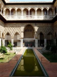 Alcazar Real, Sevilla