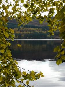 Autumnal Loch