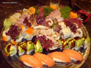 Yummy fishiness