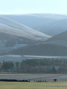 Frostbitten hills