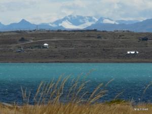 Lago Argentino from El Calafate