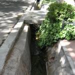 water gutters