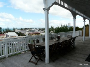 Seaview Deck