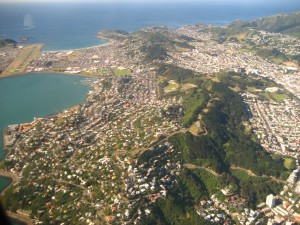Welly from Air